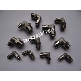 佳豪牌PL8-02 304不锈钢快插直角气源气动气管快插接头