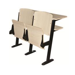 钢管消音自动翻教学椅
