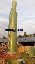 供应湖南玻璃钢脱硫塔