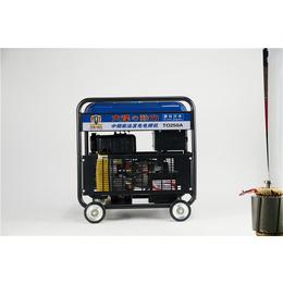便携式250A柴油发电电焊机