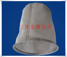 厂家直销定做滚焊点焊不锈钢过滤袋  润滑油过滤袋