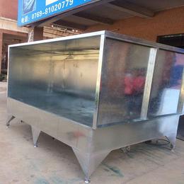 水濂柜  不锈钢水濂柜生产厂家 除尘水濂柜生产厂家