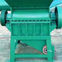 徐州塑料膜破碎机加工-圣欣机械工厂-pet塑料膜破碎机加工