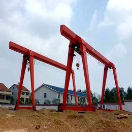 抚州MH型5吨门式起重机