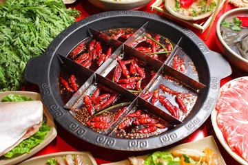火锅食材展区   海名第八届餐饮供应链博览会邀您共同打造火锅盛宴