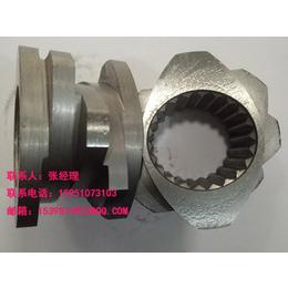 南京科尔特6542料43机53机68机膨化机螺杆螺套厂家