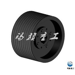 皮带轮材料铸铁铸钢尼龙-江苏玛旗重工机械