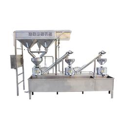 豆干机|震星豆制品机械qy8千亿国际|中型豆干机