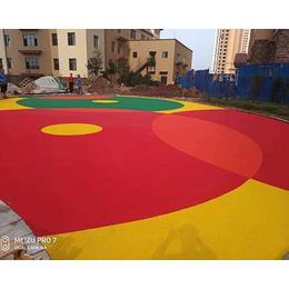 巴州幼儿园epdm地面-绿健塑胶-幼儿园epdm地面工程