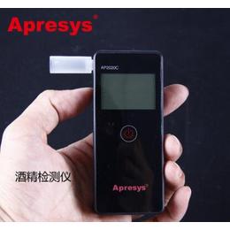 北京艾普瑞AP2020C呼吸式酒精检测仪一键操作