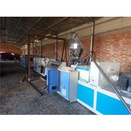 PVC塑料水管机械设备