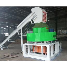 玉米秸秆压块机厂家-合肥鸿强-哈尔滨玉米秸秆压块机