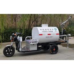 小型电动三轮洒水车厂家-电动三轮洒水车-河南惊鸿环保公司