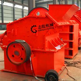 批发高效矿石细碎制砂机 移动破碎站 建筑垃圾粉碎机