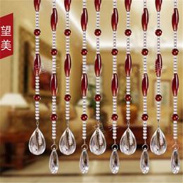 水晶门帘批发-晶鹏水晶(在线咨询)-水晶门帘