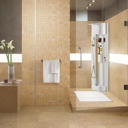 多功能自动搓澡机合瑞集团搓澡机自动淋浴机家用搓澡机