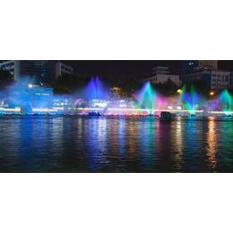 西安湖面音乐喷泉设计公司西安湖面音乐喷泉施工公司缩略图