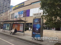 九江大勝傳媒路站牌廣告縮略圖