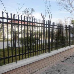 广州穗诚厂家直销小区别墅防盗围栏可定制铁艺护栏栅栏