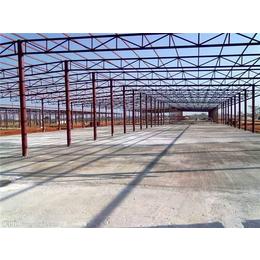 钢结构厂|聊城钢结构|众鼎立信钢结构建筑保存如何图纸软件天正图片