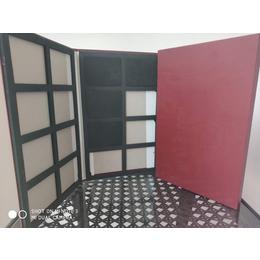 玻璃门衣柜移门吸塑门板色卡样册