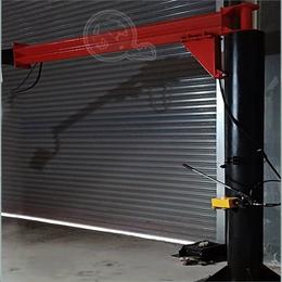 焊接悬臂架-百润机械-360°旋转电动式焊接悬臂架