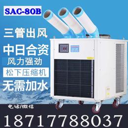 冬夏 SAC-80B 移动空调机 大型工业冷气机