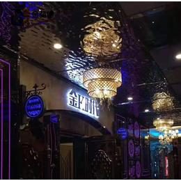 上海不锈钢冲压板不锈钢金弘德水波纹价格质量优惠