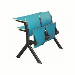 ZH-PY016移动式人字形课桌椅