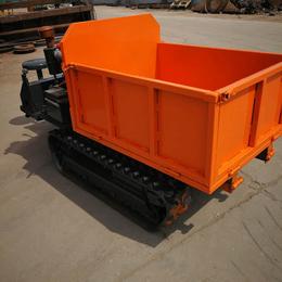 飞创机械-大型履带自卸车-拉沙子大型履带自卸车价格