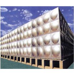 厂家直销不锈钢生活保温水箱-上海仙圆不锈钢水箱-水箱