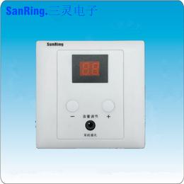 深圳厂家供应TS-A1医院电视伴音放大器病床收听设备