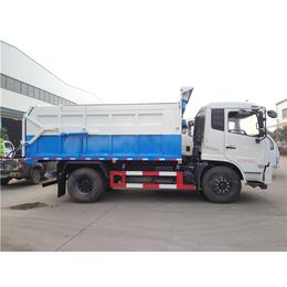 清运含水污泥12吨污泥清运车价格