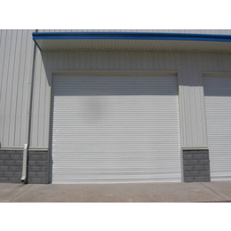 东丽区定做卷帘门厂家天津承接安装不锈钢卷帘门结构特征