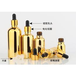 广州精油瓶电镀厂 广州玻璃瓶电镀厂 广州化妆品瓶电镀厂