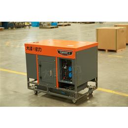 油冷8千瓦柴油发电机