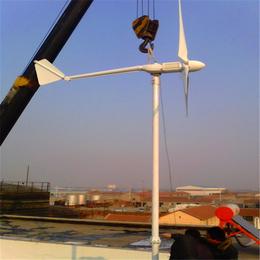 微风启动风力发电机厂家直销2千瓦永磁低速发电机