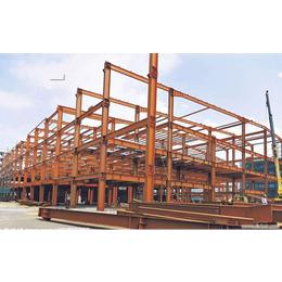 建筑钢结构厂家工程