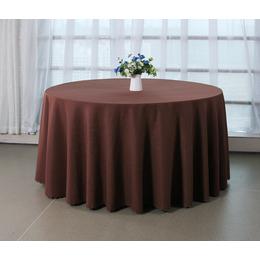 君康传奇JK-171新款酒店餐馆饭店桌布台布  小蜗牛提花
