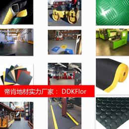 上海厂房承重地板 过8吨叉车耐磨地板胶  车间厂房重压地板