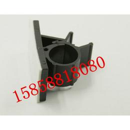 厂家大量生产LY-1013黑色配线固定座