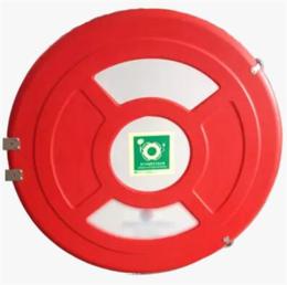 玻璃钢救生圈存放盒 船用救生圈防护箱