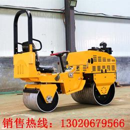 全新小型压路机 震动座驾式压实机 液压柴油振动压土机
