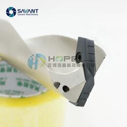 赛万特原创品牌铲钻中心出水深孔钻刀杆喷水刀具舍弃式快速钻