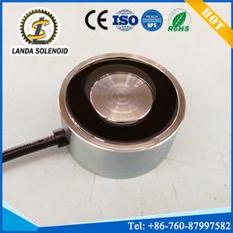 H6530厂家直供 圆形直流强力电磁吸盘吸盘式电磁铁