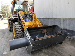 搅拌装卸一体机多功能装载机搅拌斗工地专用搅拌斗