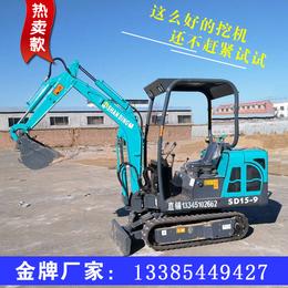 小工程专用1.5吨微型挖掘机 二手微型挖掘机的安全性能