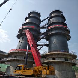 新一代节能环保机械自动化石灰窑炉EPC总包交钥匙工程项目