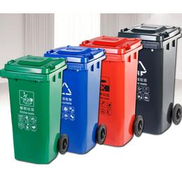 户外分类垃圾桶生产qy8千亿国际 干湿分离垃圾桶生产机器缩略图
