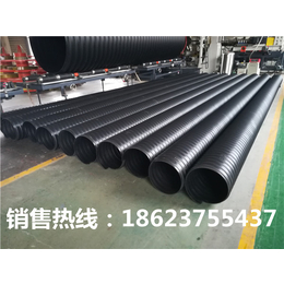DN500钢带增强聚乙烯螺旋波纹管